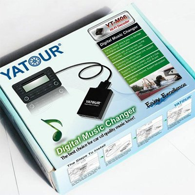 USB адаптер YATOUR коробка